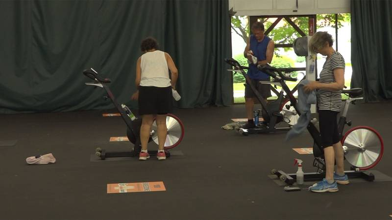 People who walked away from gym memberships when the pandemic hit last year are now getting...