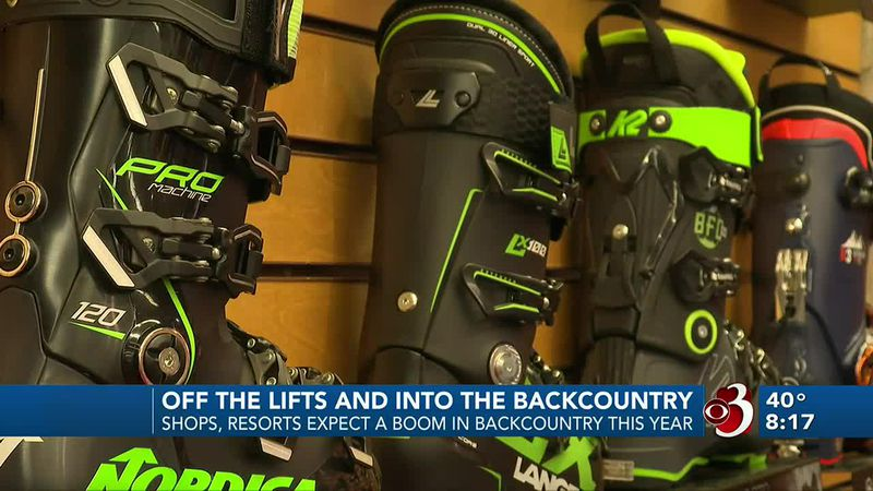 More skiers taking to the trails than ever before