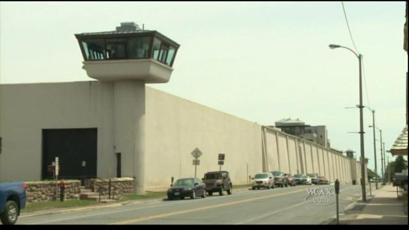 The Clinton Correctional Facility in Dannemora, New York-File photo