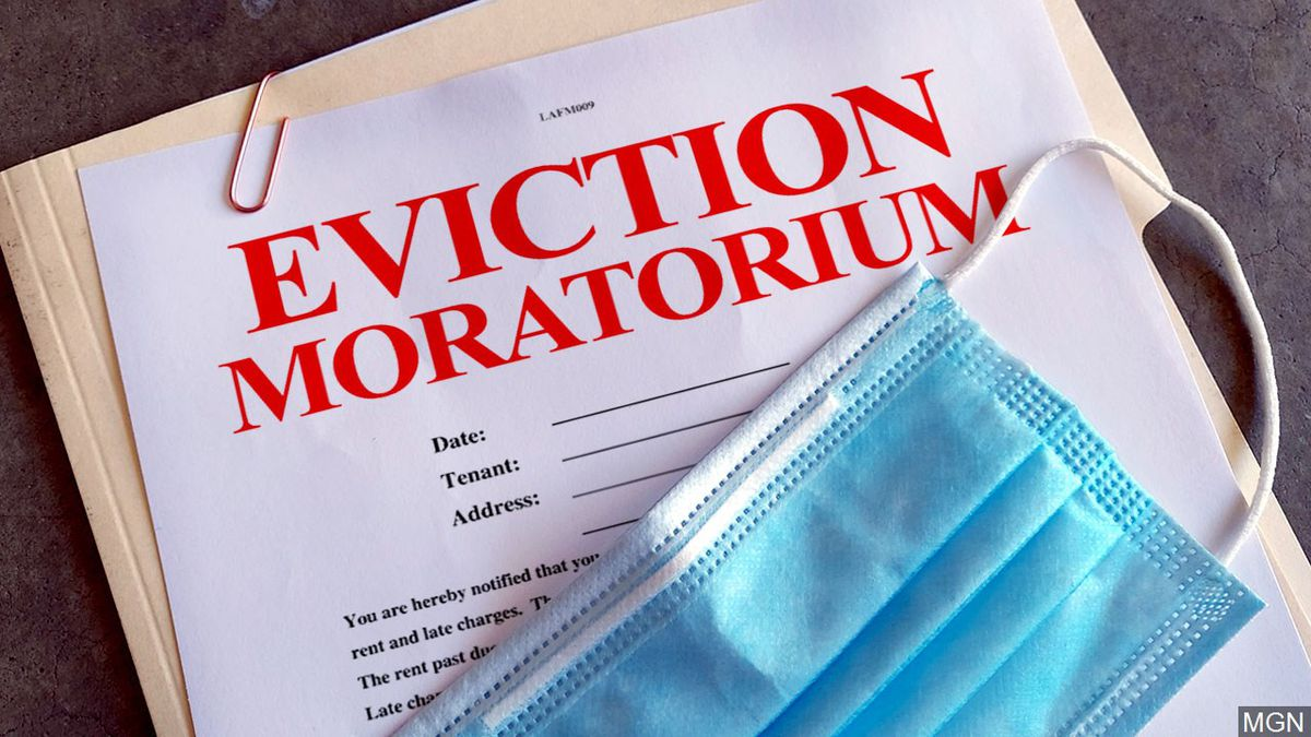 Some renters facing eviction during the coronavirus pandemic would get extra time to come up...