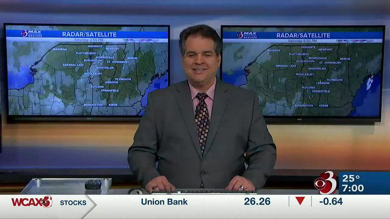 Saturday Evening Weather Webcast