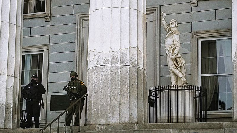 Police in Montpelier prepare for potential protests