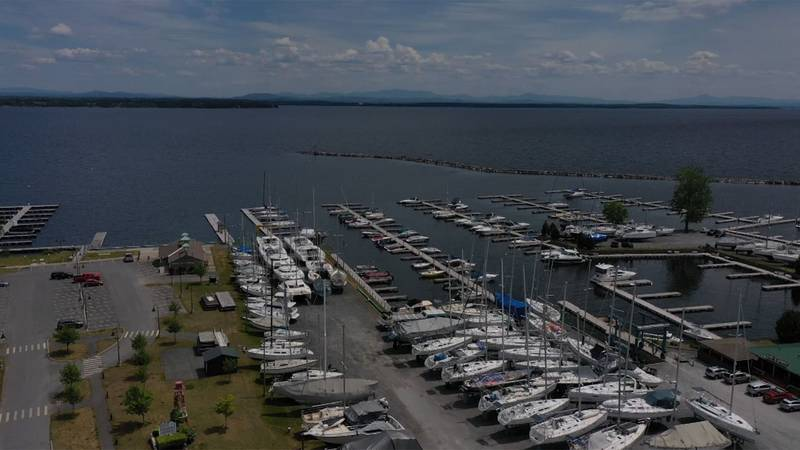 Plattsburgh's mayor is pushing for the city to buy a pricey parcel of waterfront property.