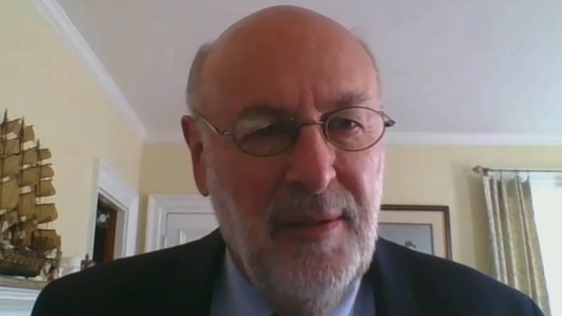 Vermont Chief Superior Judge Brian Grearson