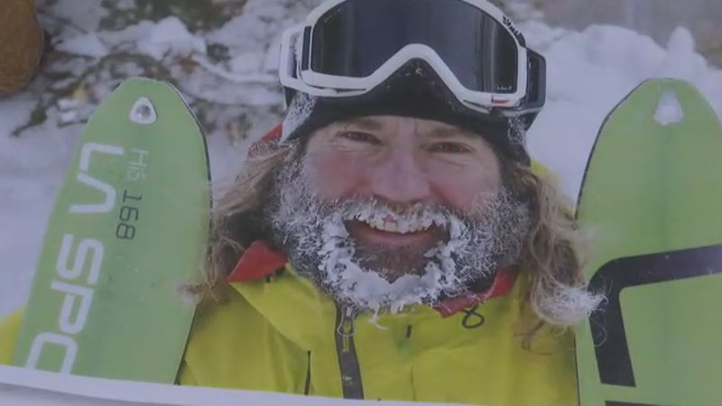 Ian Forgays, 54, died in an avalanche on New Hampshire's Mount Washington while he was...