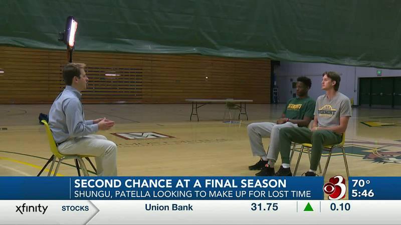 Grad seniors Benny Shungu and Bailey Patella looking to recapture advantages missing last season