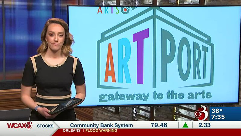 Catamount Arts to open 'ArtPort' at the Green Mountain Mall