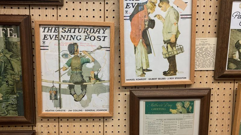 The Norman Rockwell Museum in Rutland Town is closing.