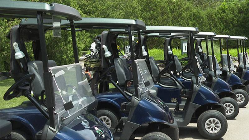 The Rutland Country Club is preparing for a busy Father's Day weekend.