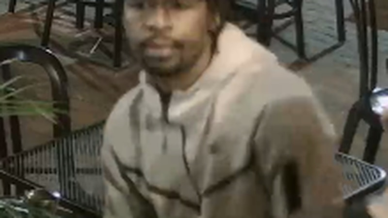 Police have released photos of the suspect in a shooting in downtown Burlington last weekend.
