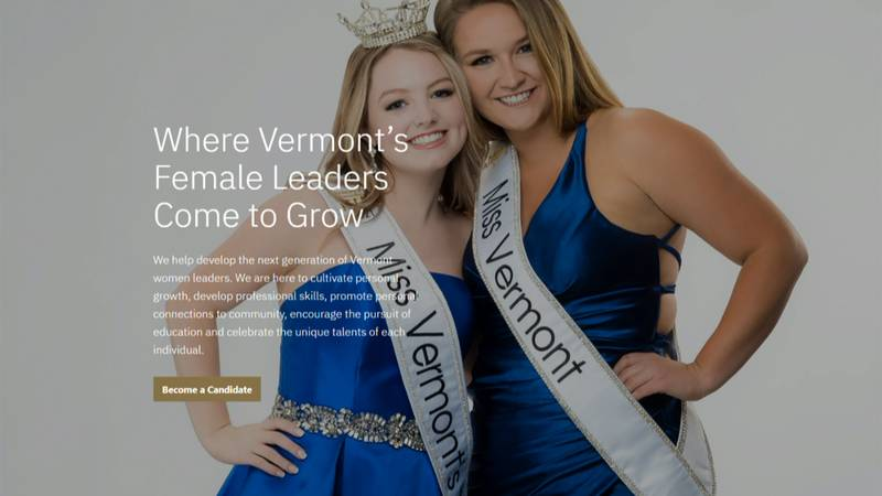 The Miss Vermont Scholarship Organization is looking for the next group of young women to...