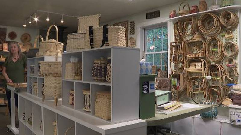 Whether it's Nantucket, shaker or any other style of basket you can imagine, they might make it...