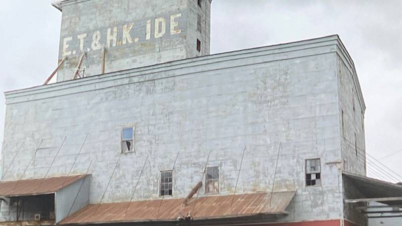 The Ide building in St. Johnsbury will become the home of a hemp processing business.