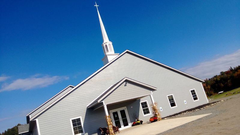 Pastor George Lawson of the New Hope Bible Church in Irasburg says a Vt. health official asked...