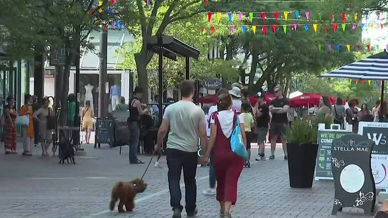 Burlington businesses are looking ahead to a more normal summer after a successful July 4th...