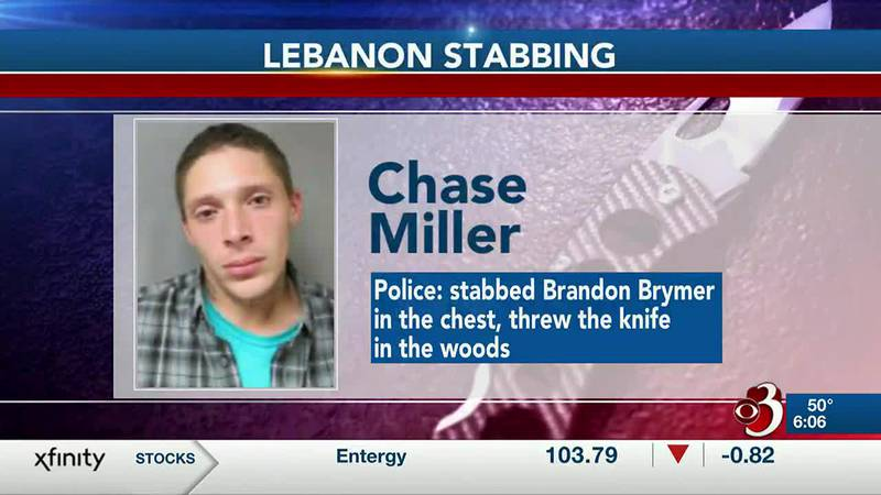 An assault and a stabbing have two men in trouble in New Hampshire.