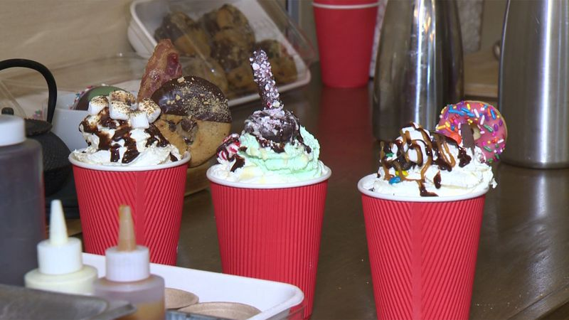 It's Hot Chocolate Week in Vermont!