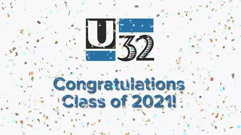 2021 Grads- U-32