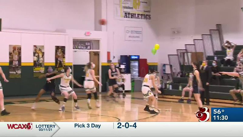 Highlights from wins by Burlington, Mount Mansfield and Rice girls basketball