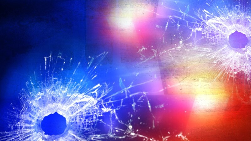 A Waterford man is shot off the road while allegedly attempting to stop suspected deer jackers.