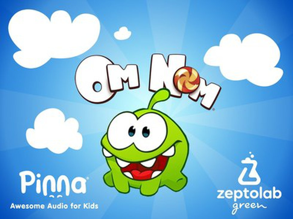 Pinna Announces Partnership with Zeptolab to Launch New Podcast Series, Om Nom Noms