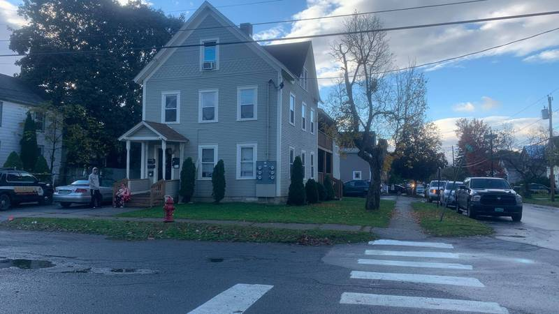 A major drug bust in Rutland closed down several streets early Friday.