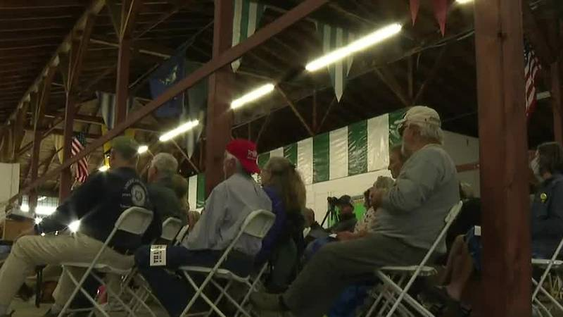 The Vermonters for Vermont Initiative hosted a town hall Wednesday evening, bringing together...