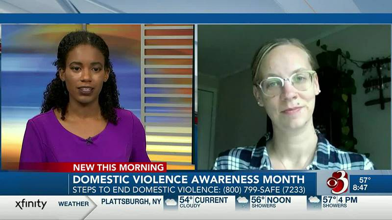Domestic Violence Awareness Month: Busting myths and helping survivors