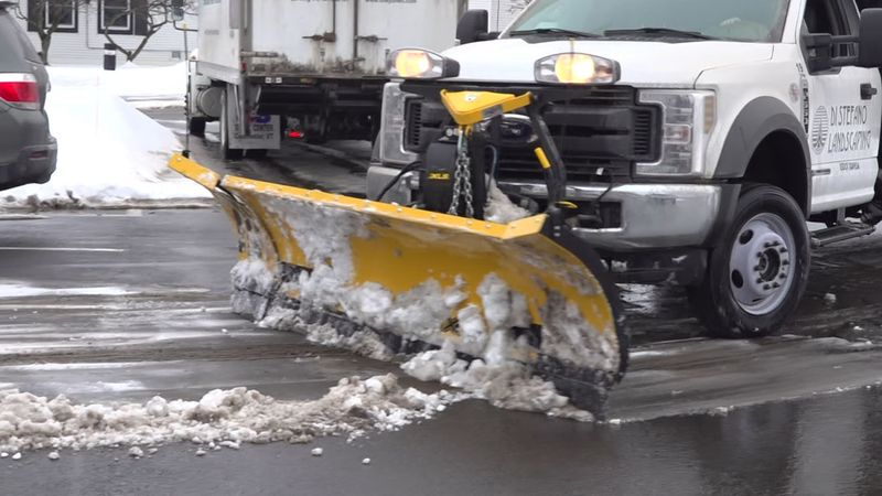 How are private snowplowers faring this winter?