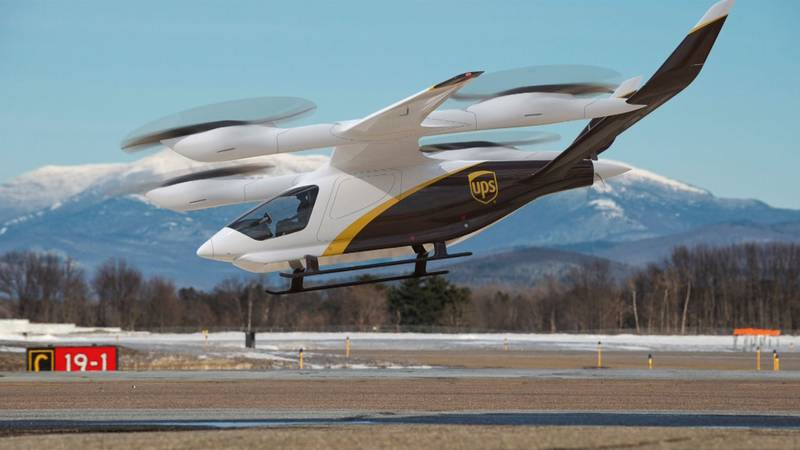 A Vermont tech company has struck a deal to sell electric planes to one of America's shipping...