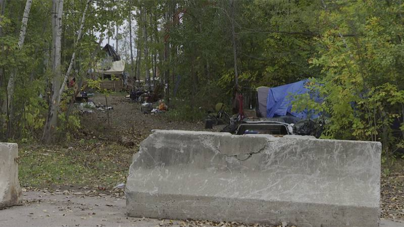 Sears Lane encampment will be allowed to stay up until Oct. 26.