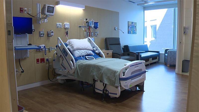 Hospital officials say they plan to continue following guidelines from the CDC, regardless of...