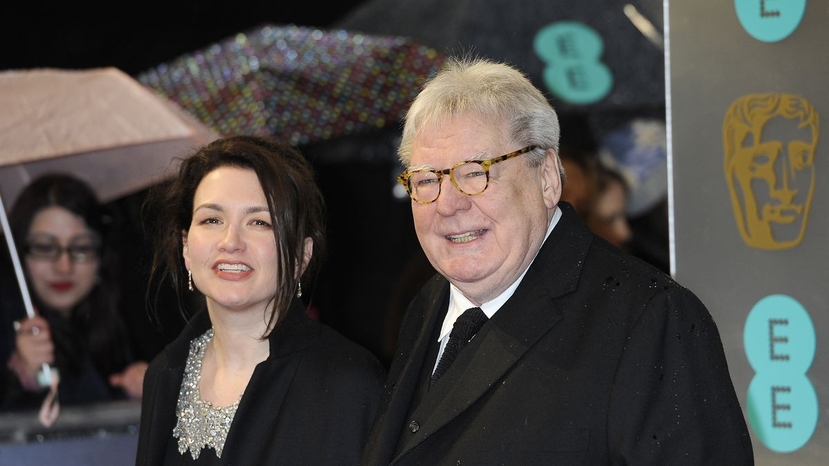 "Lisa Parker, left, and director Alan Parker arrive for the BAFTA Film Awards at the Royal Opera House on Sunday, Feb. 10, 2013, in London. A Briton who became a Hollywood heavyweight, Parker also directed ""Fame,"" ""The Commitments and ""Mississippi Burning."" Together his movies won 10 Academy Awards and 19 British Academy Film Awards."