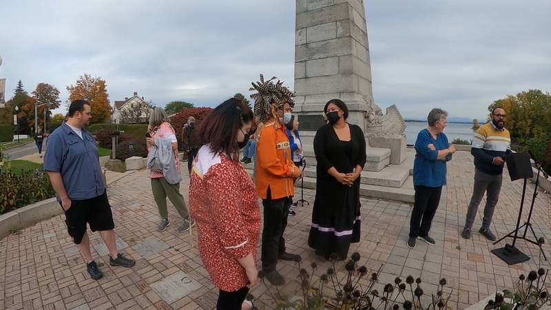 Plattsburgh celebrates its first Indigenous Peoples Day.