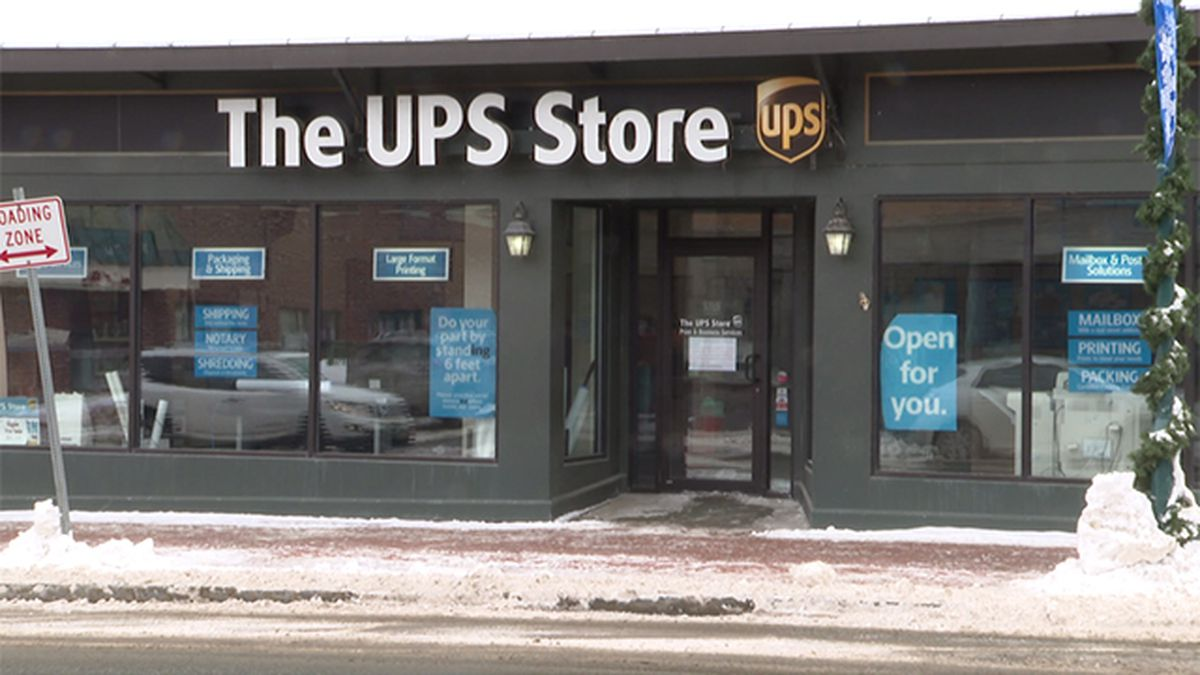 A judge has ruled the former UPS Store in Newport must comply with the governor's mask mandate.