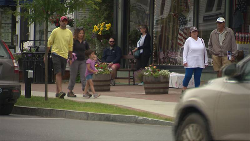 Summer tourism season is heating up in Stowe.