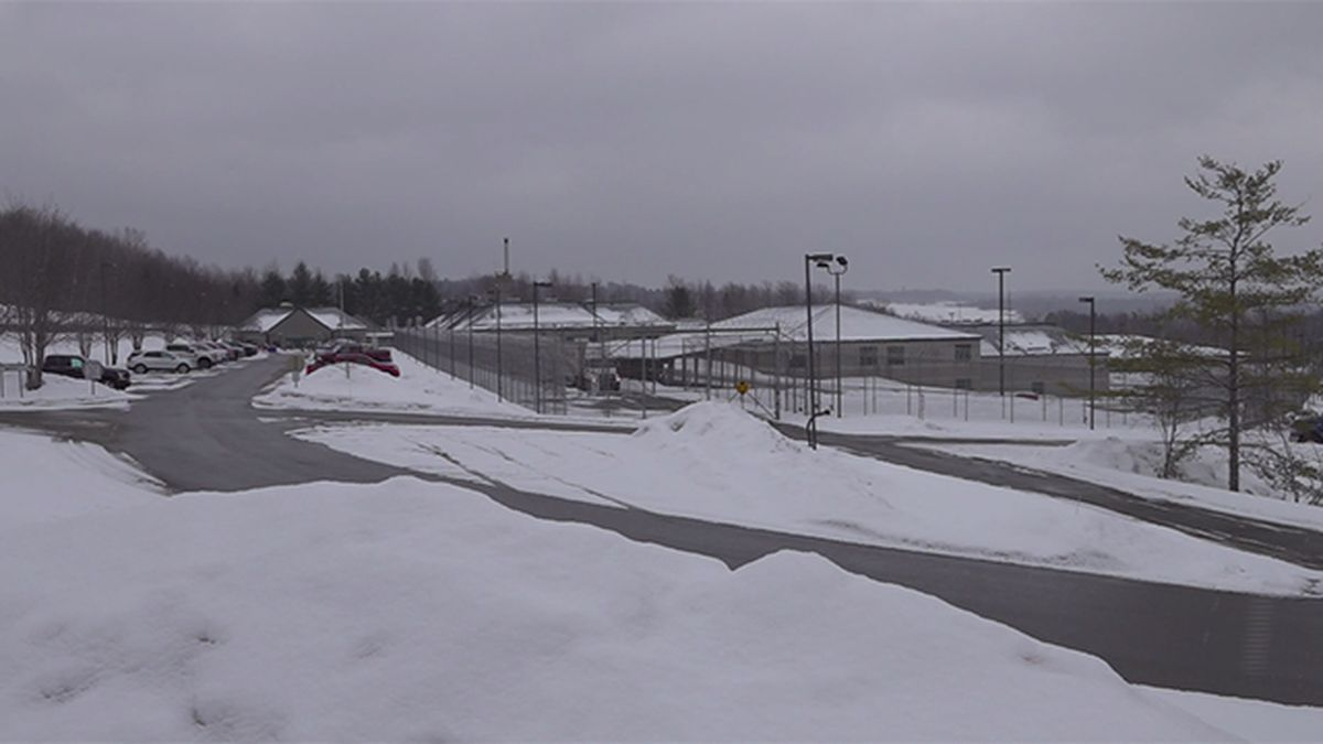 The Northern State Correctional Facility in Newport.