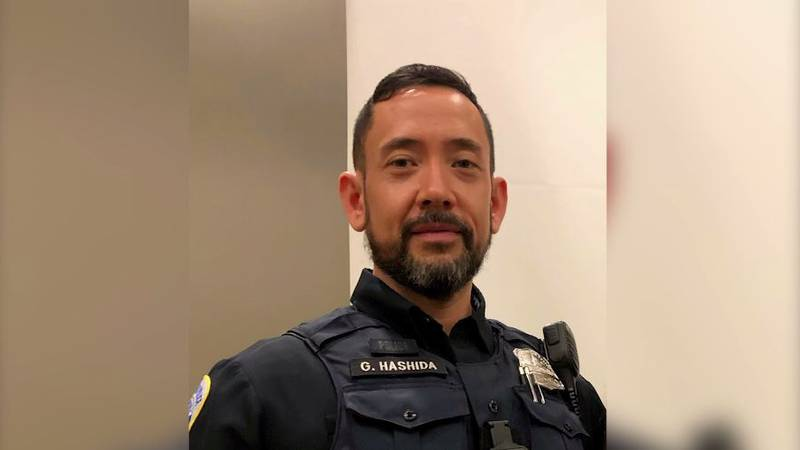 Officer Gunther Hashida served on the emergency response team within the Metropolitan Police...