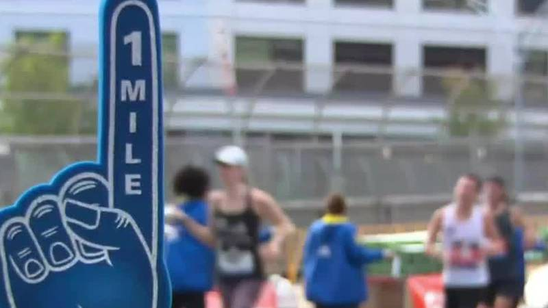 On Monday afternoon, thousands of runners crossed the finish line of the Boston Marathon.