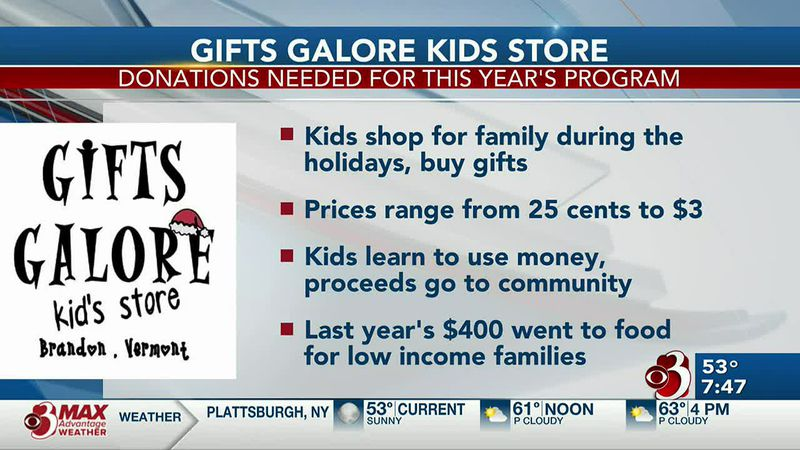 Some folks in the Brandon area are gearing up to do good this year, but they're asking for a...