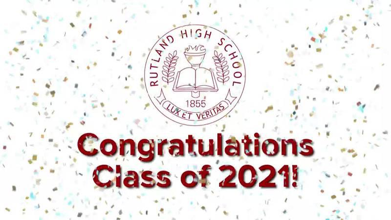 2021 Grads- Rutland High School