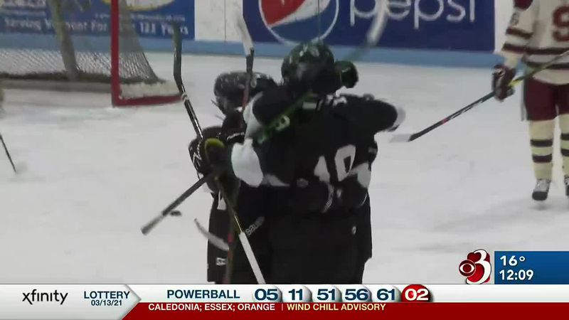 Scores and highlights from the state hockey tournaments