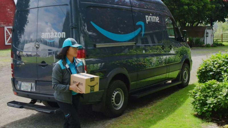 Amazon's two-day 'Prime Day' starts Monday.