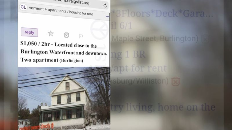 If that online rental ad sounds too good to be true, it probably is. And the scammer behind it...