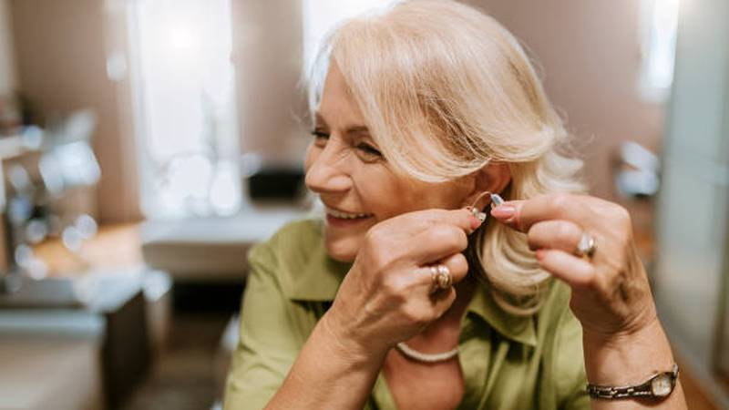 Right now, if you have hearing aids they are not covered under Medicare.