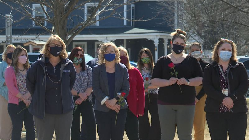 Tuesday, Essex County, New York, held a somber ceremony to remember the lives lost to the...