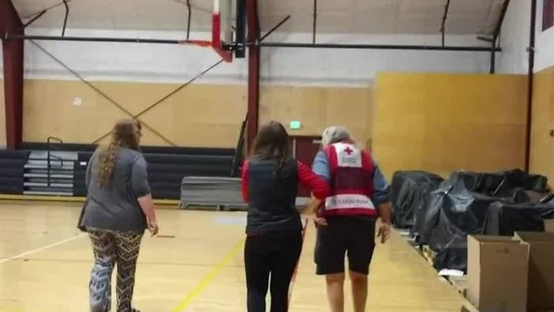 Wildfires in California continue to burn and there's at least one Vermonter volunteering to aid...