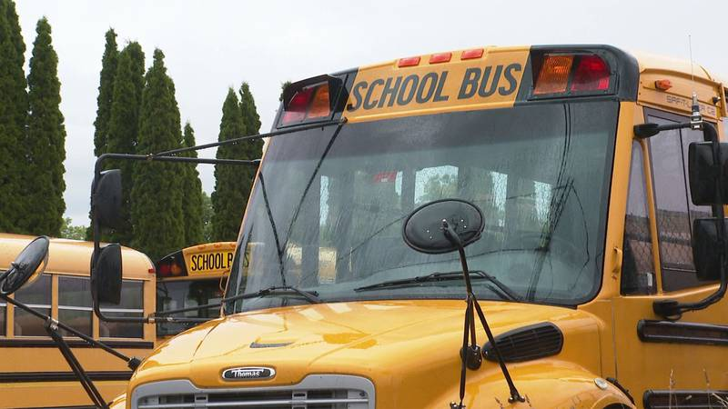 The new school year is less than two months away and some districts and bus companies are...