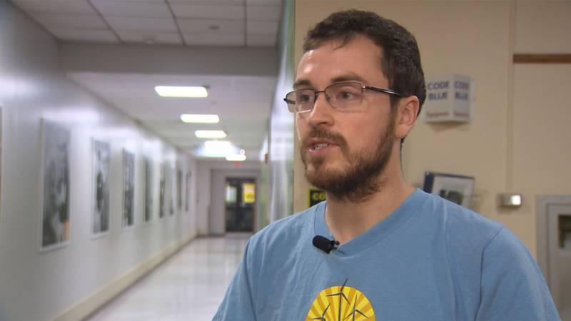 Burlington City Councilor Jack Hanson/File