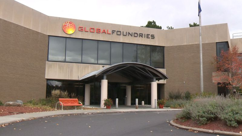 GlobalFoundries in Essex Junction-File photo